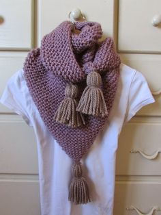 Crochet Winter, Knit Crochet, Scarves For Cancer Patients, Crochet Baby Boy Hat, Monogrammed Scarf, Pink Shawl, Poncho Shawl, Diy Scarf, Knitwear Fashion