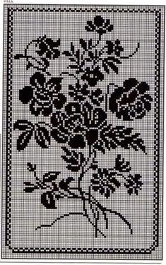 Kira crochet: Crocheted scheme no. 472