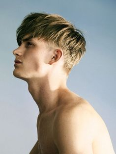 Mens Haircut He's yummy..... :):