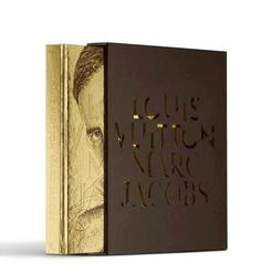 "From Rizzoli's ""Louis Vuitton/Marc Jacobs"" book. Louis Vuitton, Coffee Table Book Design, Graphic Design Magazine, Magazine Design, Buch Design, Original Design, Print Finishes, Brand Book, Marc Jacobs"