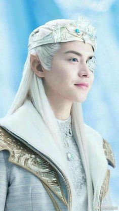 King of kingdom ice Ice Fantasy Cast, Fantasy Films, Fantasy Series, Chinese Picture, Chinese Man, Ma Tian Yu, Song Wei Long, Fantasy Princess, Ice King