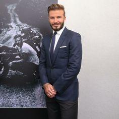 David Beckham mostra nova tatuagem e fala do Brasil em entrevista