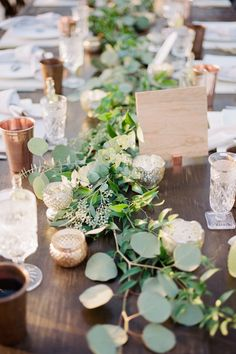"A Modern Ranch Wedding with a ""Nothing Stuffy"" Rule"