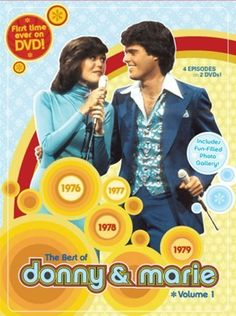 """The Donny and Marie Show.....""""I'm a little bit country, I'm a little bit rock and roll."""""""