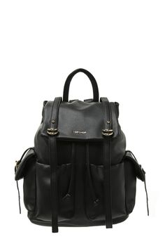 Ready to go Topshop, Black Noir, Ready To Go, Edinburgh, Leather Backpack, Service Client, Backpacks, School, Fashion