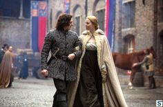 The White Queen Episode King Richard III and his niece, Princess Elizabeth of York. Never good to date your niece.