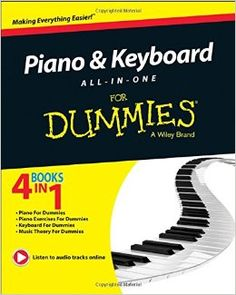 Piano And Keyboard All-In-One For Dummies PDF