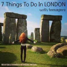 7 Things To Do In London With Teenagers