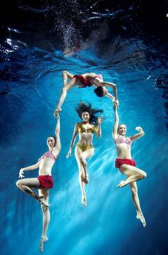 Image detail for -Kelly Brook in Beautiful Underwater Model Photo Shoot Session for Sync ...