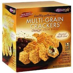 These are soooo good especially with Dark Chocolate Dreams Peanut Butter -- presently available at my Sam's Club.