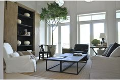 the Polished Pebble: Designers that Inspire: Nancy Fishelson Karin Blake simple, neutral colors. peaceful. eclectic design