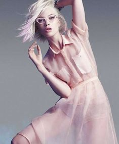 Candy-Colored Editorials  The Olivka Chrobot Marie Claire Australia Editorial is Fabulous