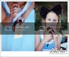 Alisha Hurt Photography: Alice in Wonderland Shoot