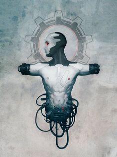Cyberpunk by Axel Torvenius