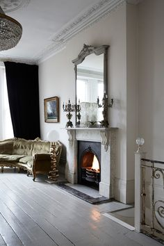 A Victorian period home inLondon - desire to inspire - desiretoinspire.net