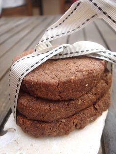 Pause Gourmande: Biscuits au chocolat et à la farine de kamut