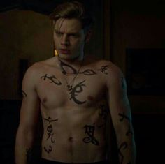 Jace is really hot.