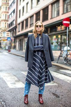 Diego Zuko snaps the style at Oslo Fashion Week.