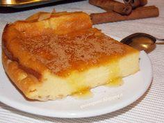 Apriti Sesamo - Cucina greca e non solo: Torta di miele e ricotta