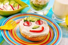 Top 10 Healthy Recipes for Kids! Healthy Meals For Kids, Kids Meals, Healthy Recipes, Healthy Food, Sandwich Original, Kid Friendly Meals, Creative Food, Better Life, Good Food