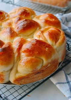 Milk bread- I used this to make stuffed buns with leftover beef stew
