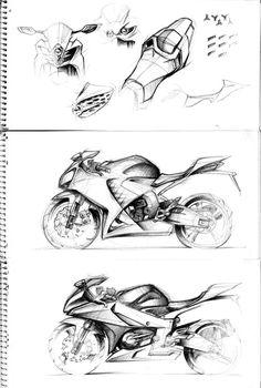 #superbike #pencilart