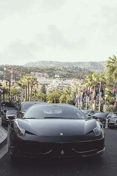 Black ass car shows