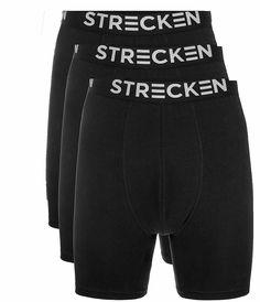 61e00f299b68 Men Boxers Briefs Shorts Briefs Underwear Cotton Strecken 3 Pack Black # fashion #clothing #