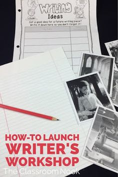 Launching writer's workshop at the beginning of the year has a lot of moving parts!  In this post I am sharing my secrets to launching a successful writer's workshop from day 1!