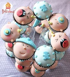 """#Cupcake di """"glassa.reale"""". Scopri la #ricetta su http://www.dolcidee.it/ricette/-/ricerca/scheda/cup-cake"""