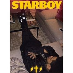 @theweeknd since u wanna be so active and awake rn, real question tho DOES A STARBOY EVER SLEEP?!? lol I'm so curious how tf he still has so much energy all the time