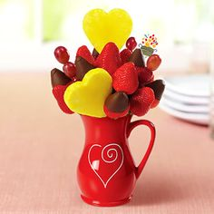 Edible Arrangements - Berry Chocolate Love Daisy™