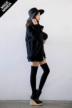 Today's Hot Pick :ソフトニットライダースジャケット http://fashionstylep.com/SFSELFAA0025653/stylenandajp/out