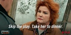 Red #OITNB