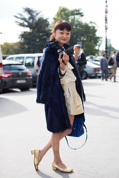 On the Street…Rei All Day