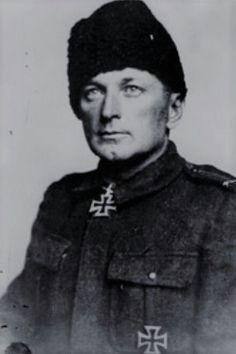 Maiorul (Major) Gheorghe Răscănescu Kommandeur rümanische I.