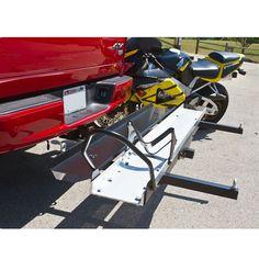 Steel Motorcycle Carrier - 600 lb Capacity