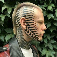 Bad Tattoos, Large Tattoos, Body Art Tattoos, Tattoos For Guys, Sleeve Tattoos, Cool Tattoos, Tatoos, Bodybuilding Tattoo, Kopf Tattoo