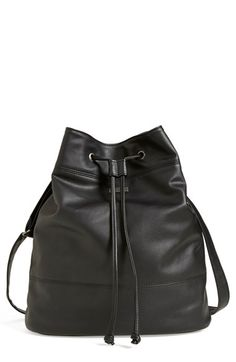 Element Vegan Leather Bucket Bag available at #Nordstrom