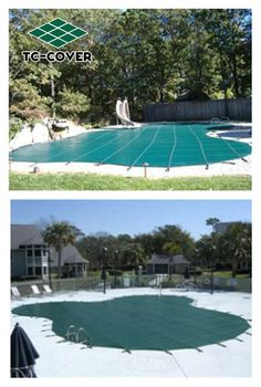 mesh safety pool covers for outdoor pools Mesh Pool Covers, Pool Safety Covers, Outdoor Pool, Outdoor Decor, Custom Pools, Design, Outdoor Swimming Pool, Design Comics