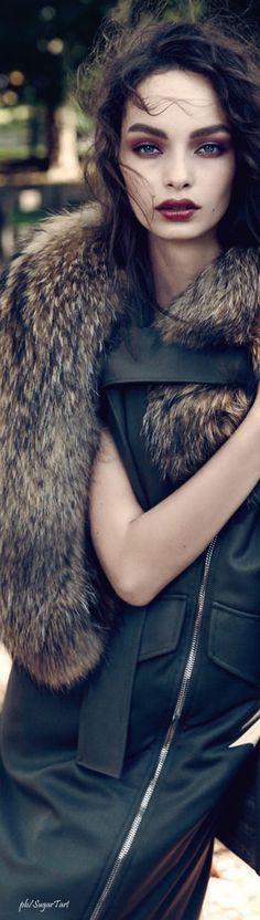 Luma Grothe for Harper's Bazaar
