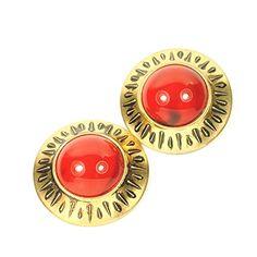 streitstones Ohrklips altgold rot bis zu 50 % Rabatt Lagerauflösung streitstones http://www.amazon.de/dp/B00UUJPXXU/ref=cm_sw_r_pi_dp_YYrfvb0JX5NEQ