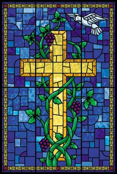 Rustica House Hand made stained glass with cross motive looks good in windows and doors. Its Mexican character is reflected in yellow green pattern over blue color. Stained Glass Church, Stained Glass Quilt, Making Stained Glass, Stained Glass Designs, Stained Glass Patterns, Stained Glass Windows, Mosaic Art, Mosaic Glass, Ostern Wallpaper