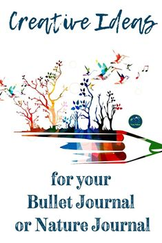 Inspirational Jounral Prompts and creative ideas for your bullet journal or nature notebook! Fill those pages with amazing pictures, to-do lists, mixed media, bucket lists, habit trackers and more! Journal Prompts, Writing Prompts, Adventure Holiday, Creative Journal, Creative Design, Creative Ideas, Nature Journal, Practical Gifts, Love Is All
