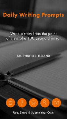 All writers need a bit of extra inspiration sometimes, and our list of user submitted writing prompts can be a great way to beat #writersblock. Use, share and submit your own your writing prompts on our #writingprompts page.