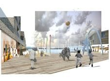 Metropolitan Workshop reveals Dún Laoghaire Harbour masterplan