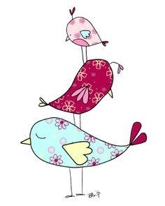 The Stack #bird #art from www.bealookids.com