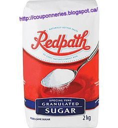 Coupons et Circulaires: .99¢ Redpath sucre