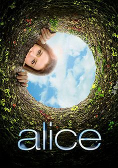 """""""Alice"""" Mini-Series TV Show on The Showcase Channel (2009) --- In this reimagining of Lewis Carroll's classic novel """"Alice In Wonderland,"""" Alice (Caterina Scorsone) descends into the twisted world of Wonderland after her boyfriend is abducted by the Queen of Hearts (Kathy Bates) and forced to gamble in her royal casino. As the Mad Hatter (Andrew Lee Potts) helps her battle a secret society called The White Rabbit, Alice uncovers the source of the Queen's wicked power. Tim Curry co-stars."""