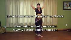 Tribal Belly Dance Class: Shimmy Drills